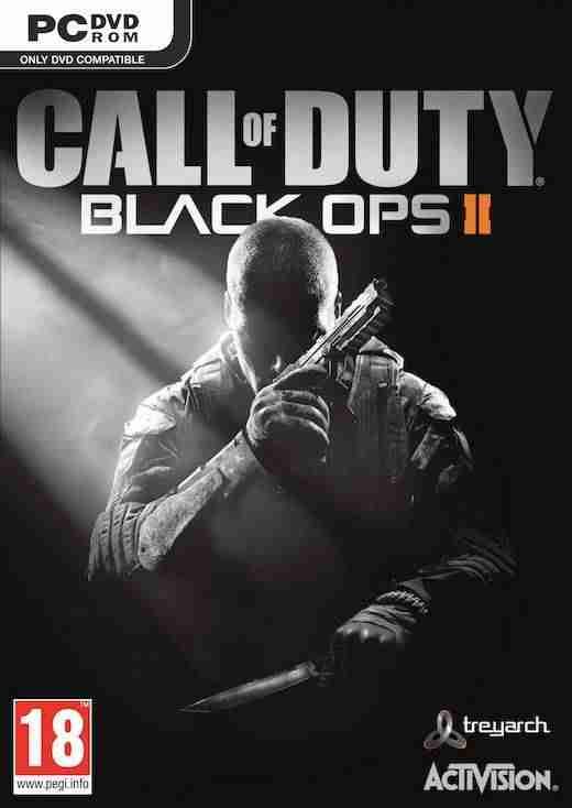 Descargar Call Of Duty Black Ops II [MULTI2][2DVDs][RETAIL] por Torrent